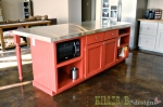 Killer B Kitchen Island