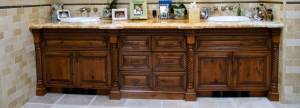 Courtesy of Fitucci Custom Cabinets