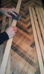 chevron-table-sanding
