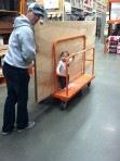 The Graham's getting their PureBond at The Home Depot!